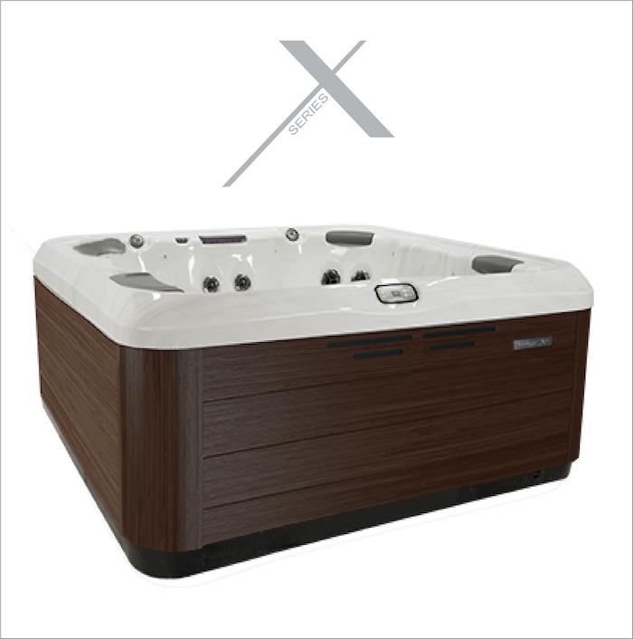 X Series Hot Tub
